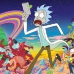 Serial Rick i Morty animowany