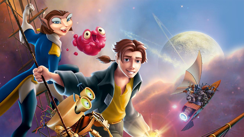 treasure planet full movie - 1330×748