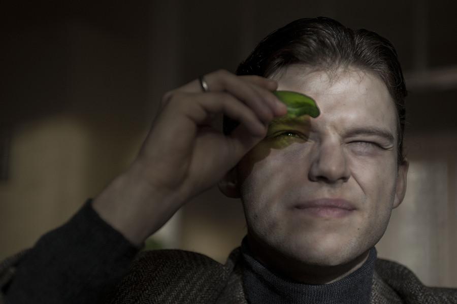 """Kadr z filmu """"Baczyński"""""""
