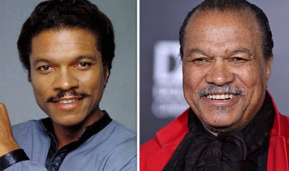 Billi Dee Williams jako Lando Calrissian