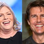 Kelly McGillis i Tom Cruise
