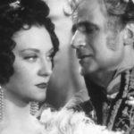 """María Casares, Tullio Carminati w """"Pustelni parmeńskiej"""" (1948)"""