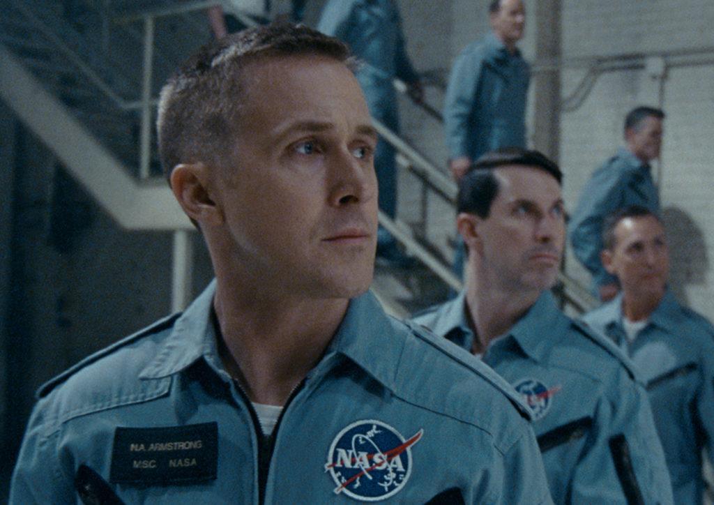 Ryan Gosling Pierwszy człowiek