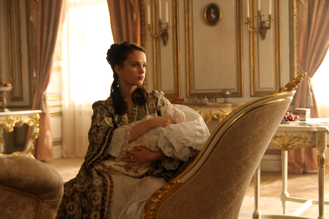 Royal Affair Alicia Vikander