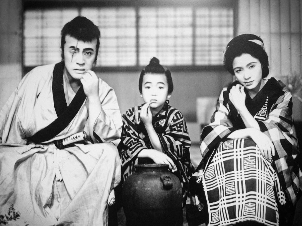 Denjirô Ôkôchi - Sazen Tange