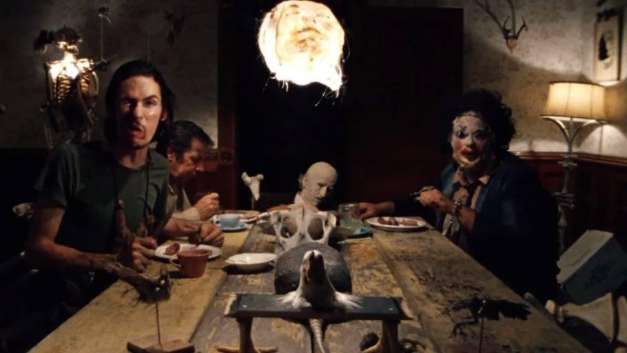 teksanska masakra pila mechaniczna 1974 horror cannibal kanibale