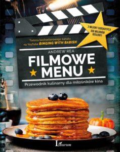 Filmowe menu książka