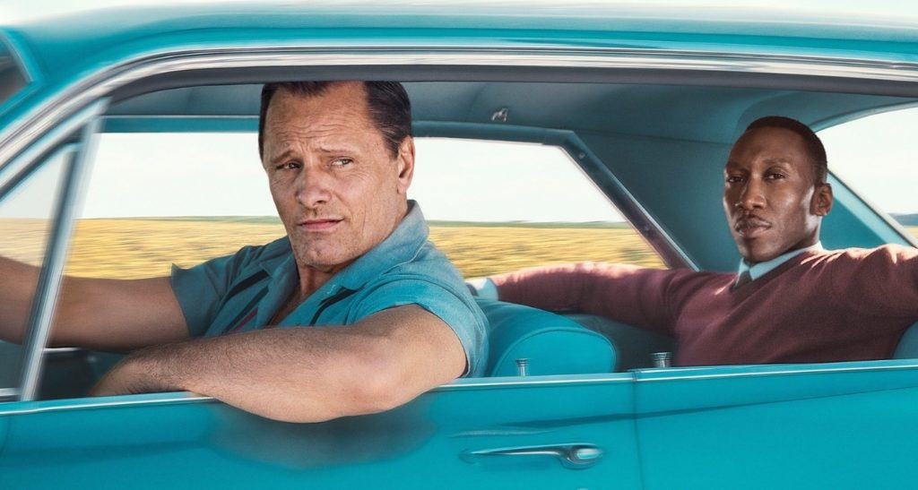 Green Book kadr z filmu