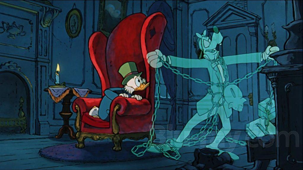 Opowieść wigilijna Myszki Miki kadr z filmu