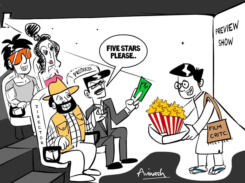 Krytyk filmowy