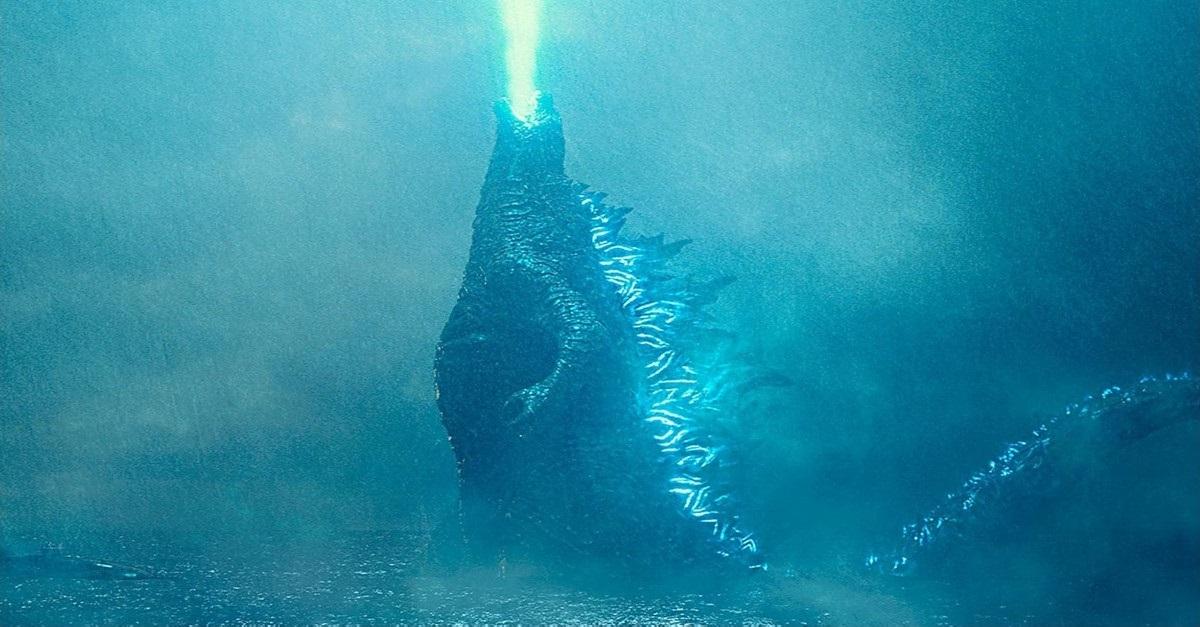 Godzilla: Król potworów