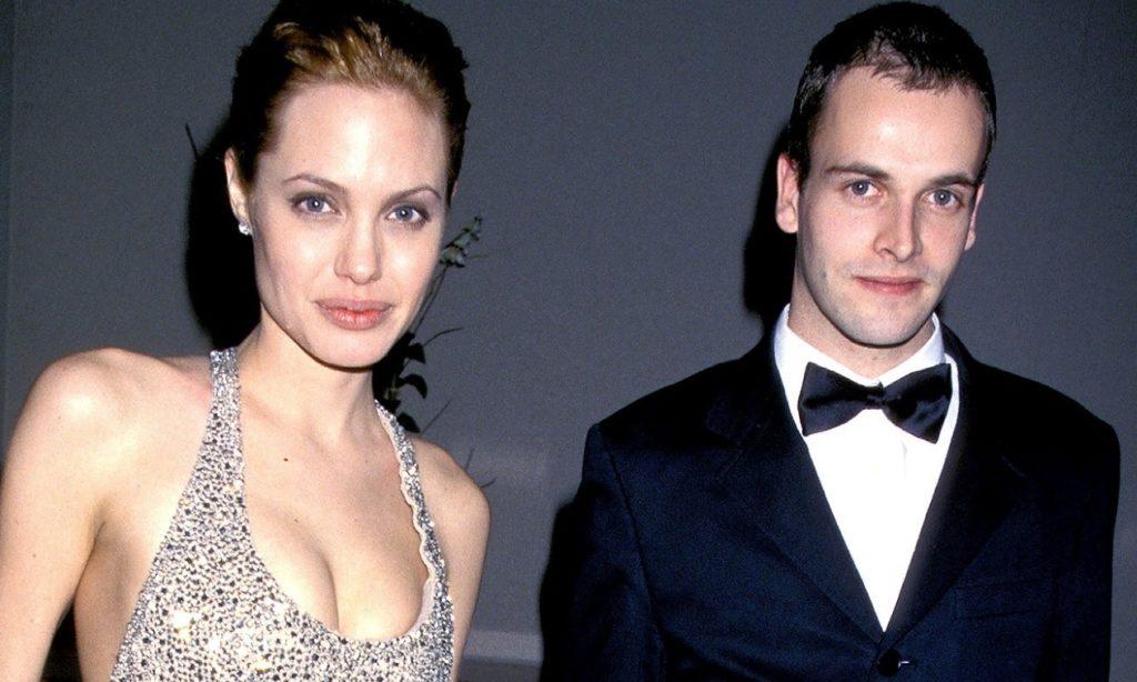 Angelina Jolie mąż