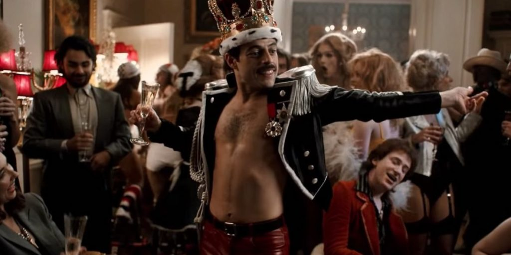 Film Bohemian Rhapsody Rami Malek