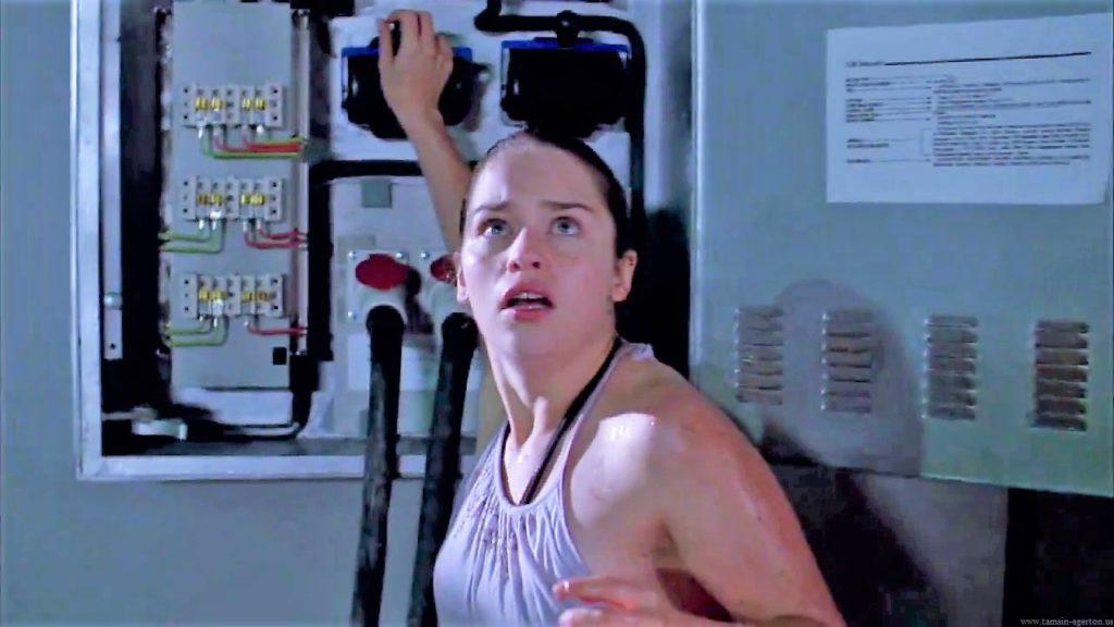 Emilia Clarke Atak dinozaurów