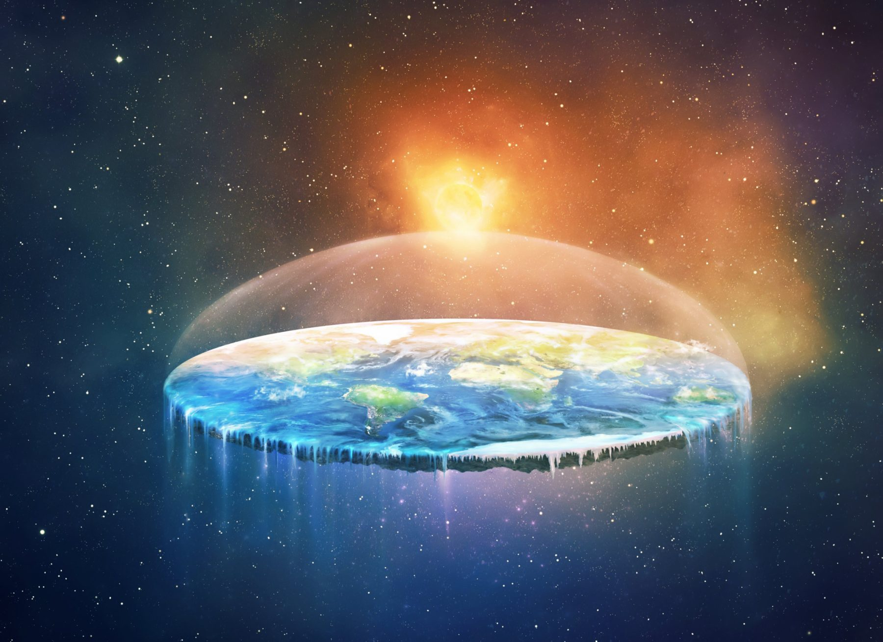 Картинки по запросу teoria de la tierra plana