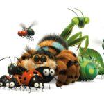 robaczki z zaginionej dzungli