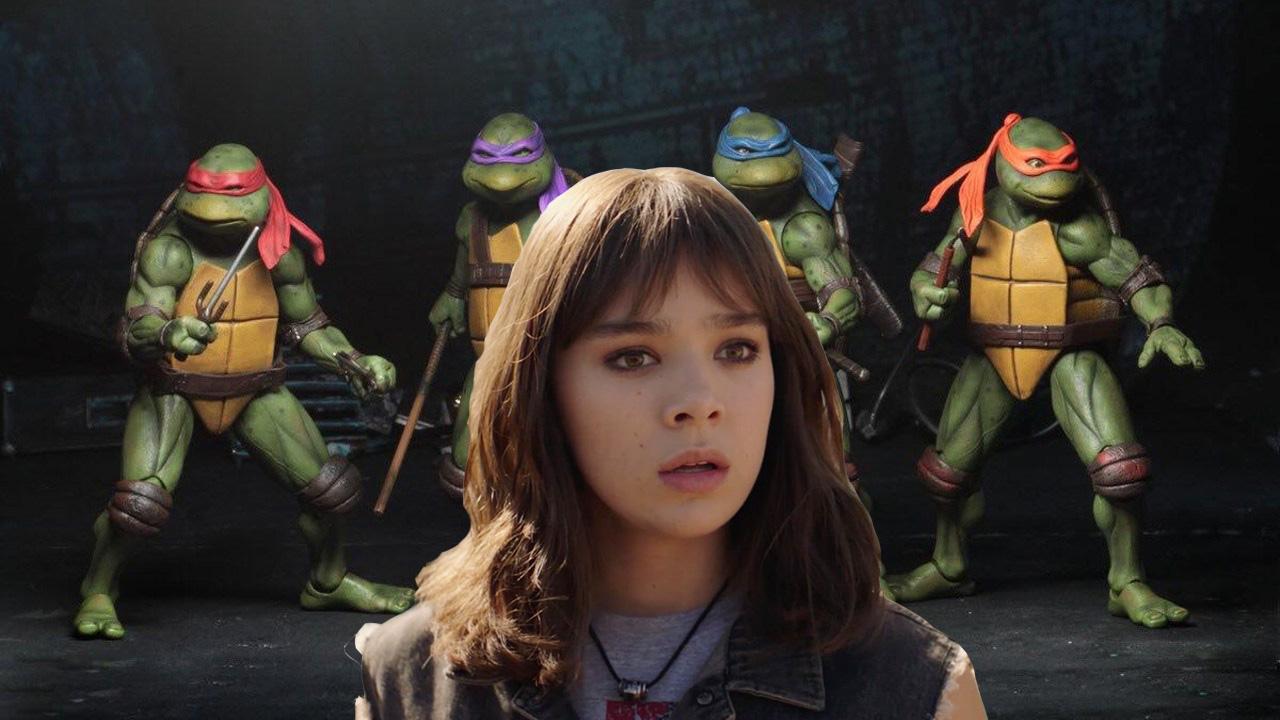 Nastoletnie zmutowane żółwie ninja komiksy porno