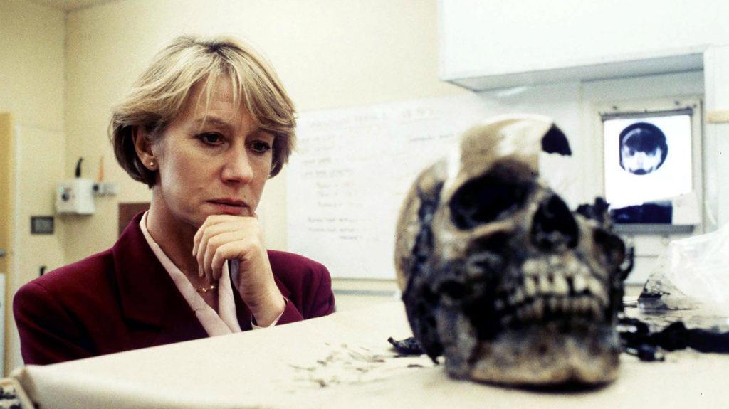 Helen Mirren Główny podejrzany