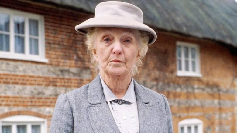 Joan Hickson Panna Marple