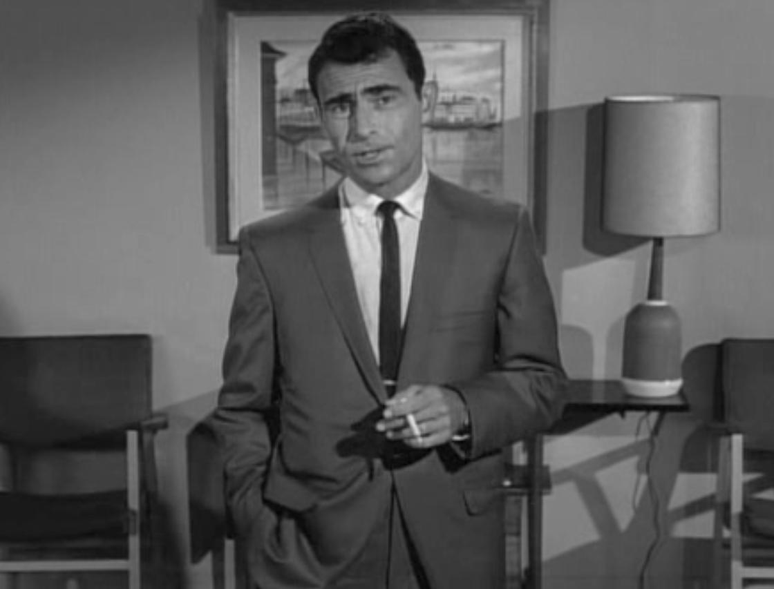 twilight zone strefa mroku