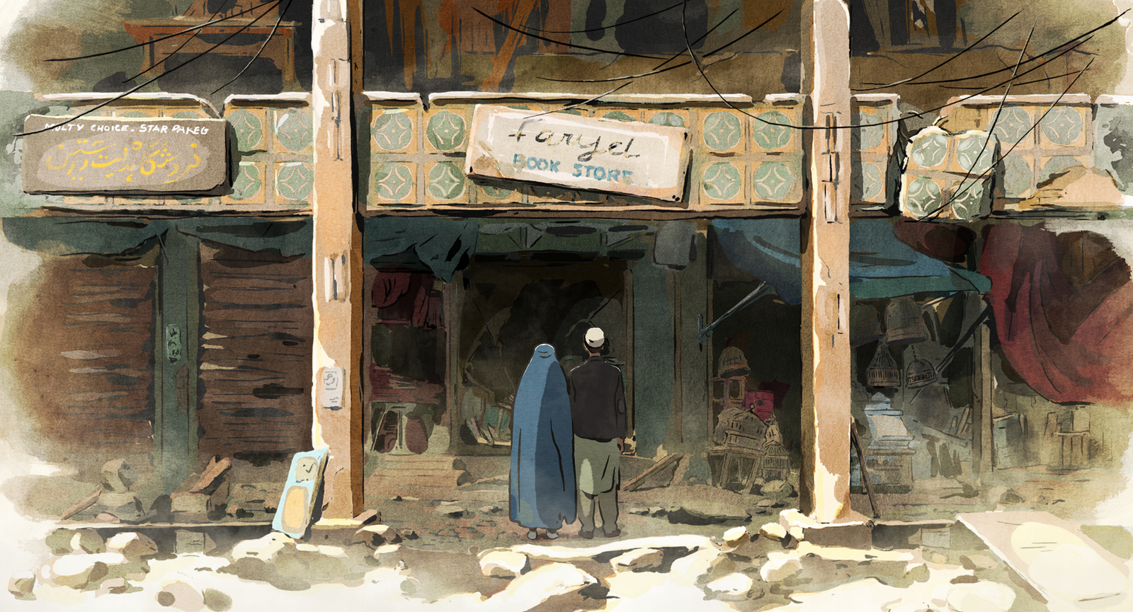 Jaskółki z Kabulu
