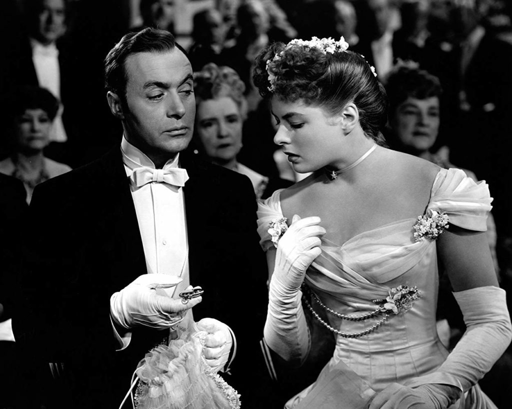 Gaslight, Ingrid Bergman, Charles Boyer
