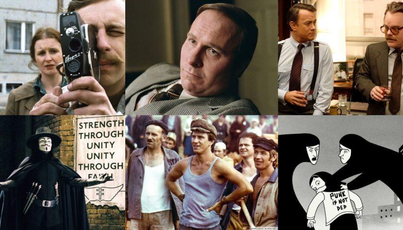 NAJLEPSZE FILMY POLITYCZNE. Ranking czytelników