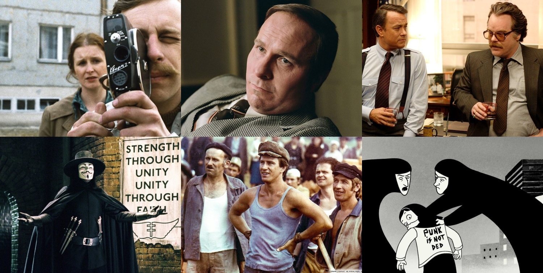 Najlepsze FILMY POLITYCZNE